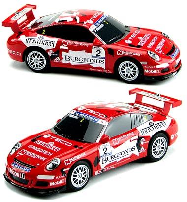 Scalextric C2899 Porsche 997 GT3 RS