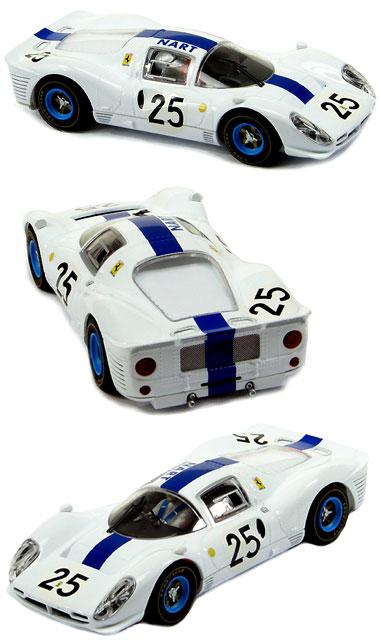 Scalextric C2918 Ferrari 330P4 NART