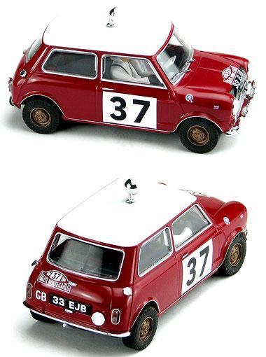 Scalextric C2919 Classic Mini Cooper