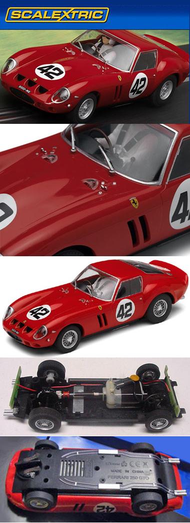 Scalextric C2970 Ferrari 250GTO