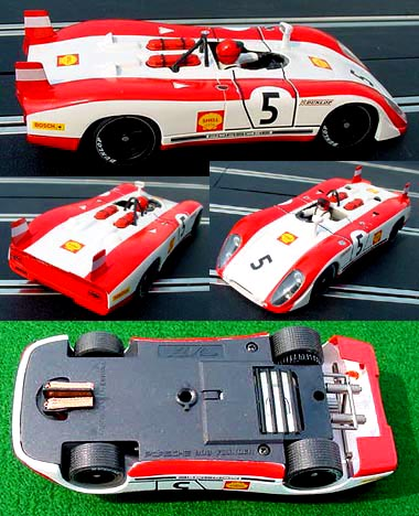 Fly C48 Porsche 908 6th Zeltweg 69 #5