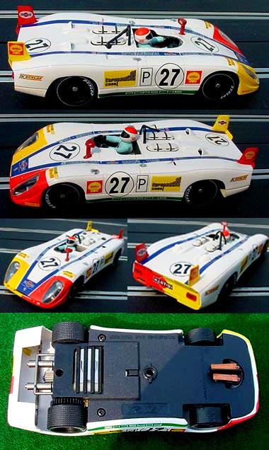 Fly C49 Porsche 908 3rd Le Mans 70 #27