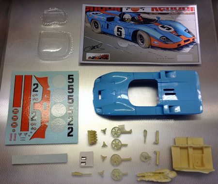Proto Slot Cb082p Mirage M3 Cosworth Watkins Glen 1969