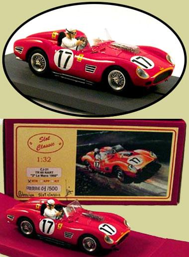 Slot classic CJ31 Ferrari TR60