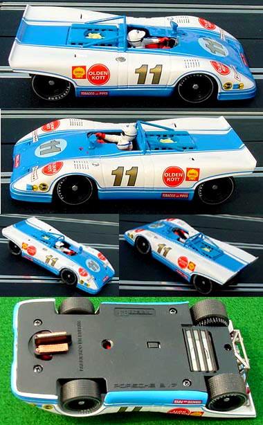 GB Track GB2 Porsche 917PA Interserie Champion 1971