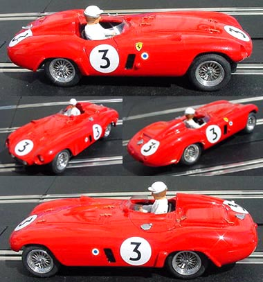 MMK 13 1955 Ferrari 735S 1955 Le Mans