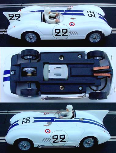 MMK 16  Cunningham C6R 1955 Le Mans