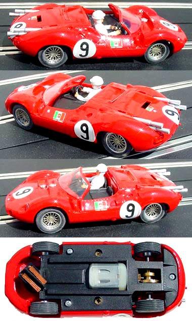 MMK 17 Maserati Tipo 63 1961 Le Mans