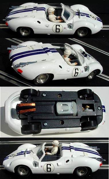 MMK 18  1961 Maserati Tipo 63