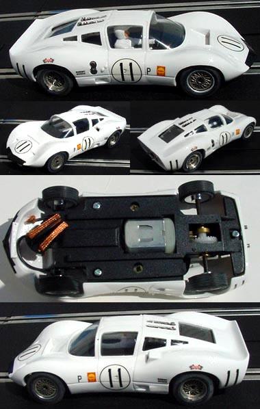 MMK 24 Chaparral 2D 1966 Daytona