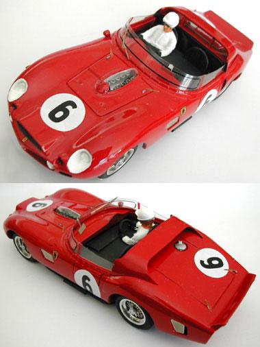 MMK47 Ferrari 330TR1/LM Spyder, 1962 LeMans winner