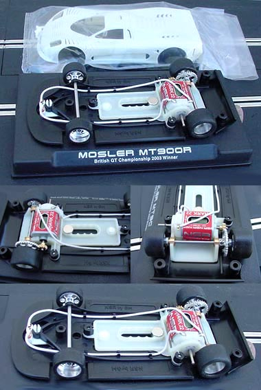 NSR 1003 Mosler MT900R white kit