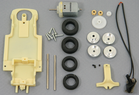 GMC PCR907 chassis kit