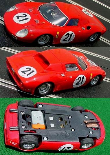 Racer RCR17 Ferrari 250LM 1965 LeMans winner