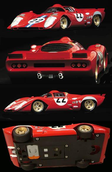 Racer RCR31