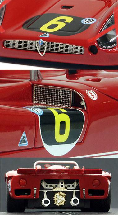 Racer RCR47B Alfa Romeo 33/3
