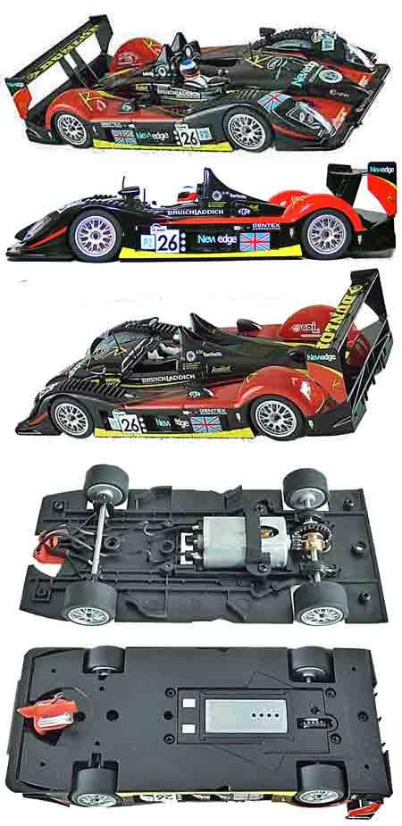 Scale Auto SC6005