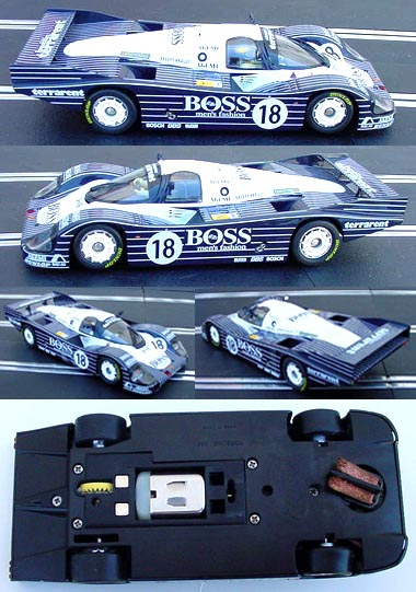 Slot It SICA02D Porsche 956 Boss