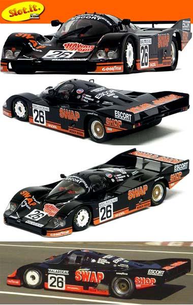 Slot It SICA02F Porsche 956 Swap Shop