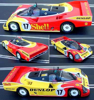 "Slot It SICA03D Porsche 962C ""Shell"""