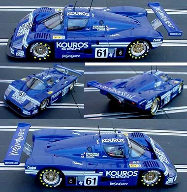 Slot It SICA06A Sauber Mercedes C9 Kouros