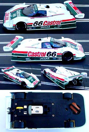 """Slot It SICA07A Jaguar XJR9 """"Castrol"""""""