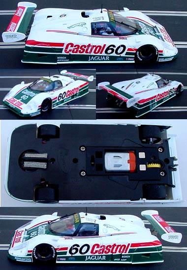 Slot It SICA07C Jaguar XJR9, Castrol #60