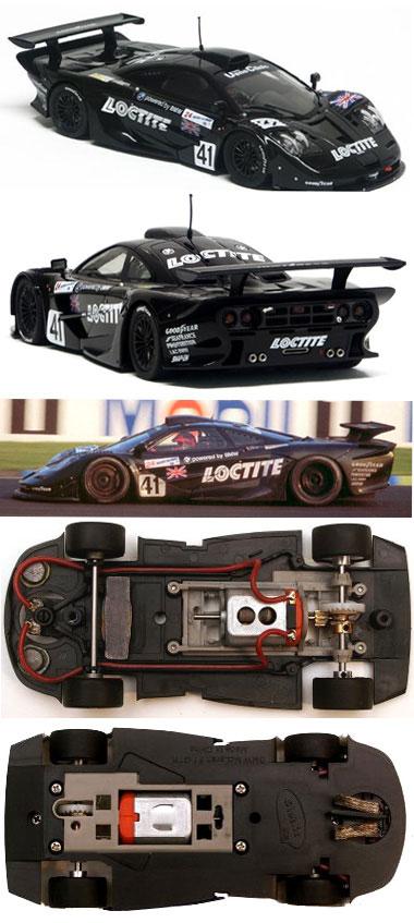 Slot It SICA10C McLaren F1 GTR, Loctite