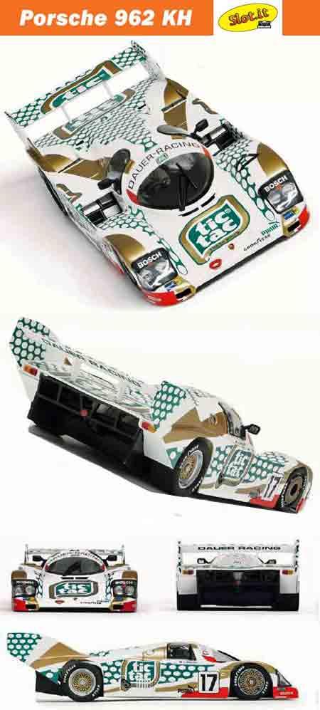 Slot It SICA17A Porsche 962C