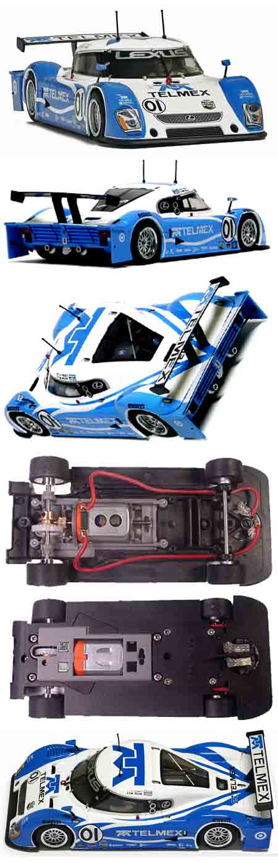 Racer SW05 Riley Daytona Prototype