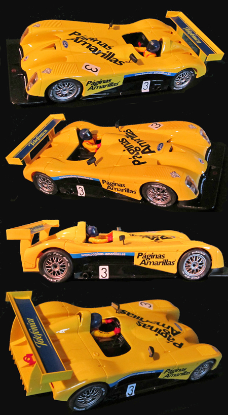 Fly T4 Panoz