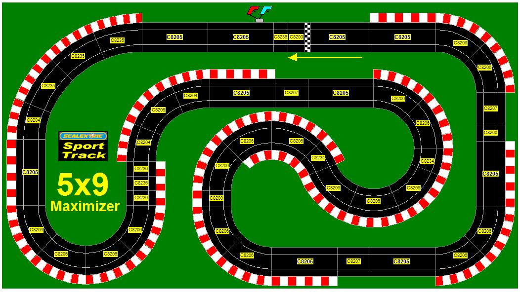 Special Track Layouts For Specific Purposes Electric Dreams